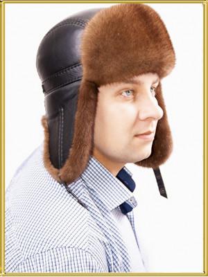 """Зимний пилот меховой """"Браво"""""""