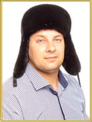 Шапка мужская норка Ян