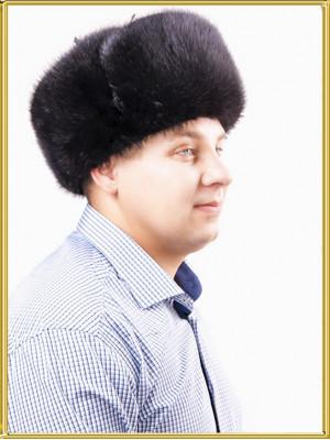 """Ондатра шапка ушанка """"Вояж"""""""