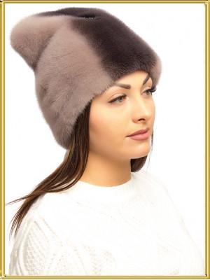 "Норковая шапка ""Бони-2"""