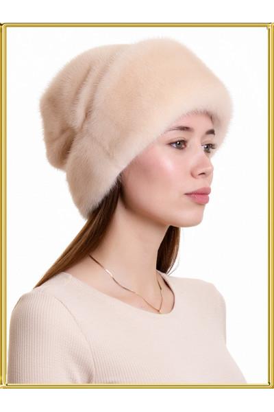 """Норковая шапка """"Эмили"""""""
