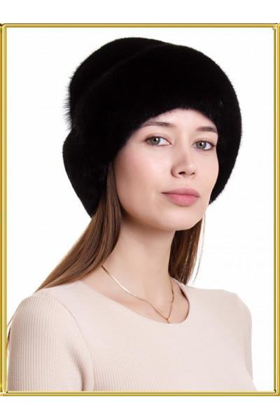 """Норковая шапка женская """"Лиза"""""""