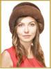 """Норковая шляпка """"Скарлетт"""""""