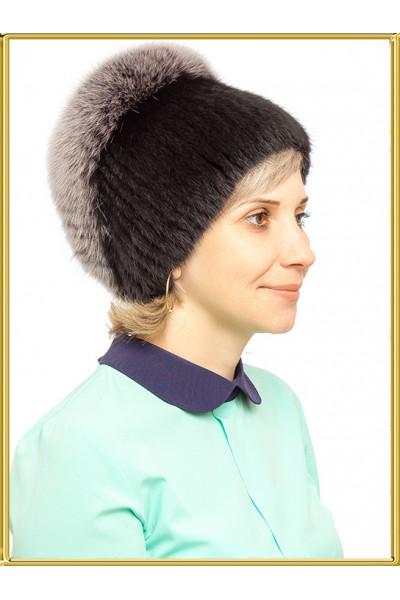 """Ондатровая шапка """"Забава"""""""